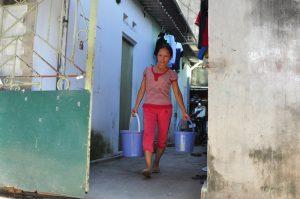 Dịch vụ bán nước sạch bằng xe tec tại quận Nam Từ Liêm