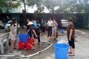 Dịch vụ cung cấp nước sạch tại quận Thanh Xuân