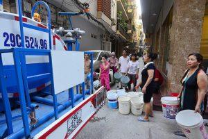 Dịch vụ mua bán nước sạch sinh hoạt tại quận Hoàn Kiếm, Hà Nội